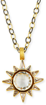Dina Mackney Rock Star Crystal Enhancer Pendant