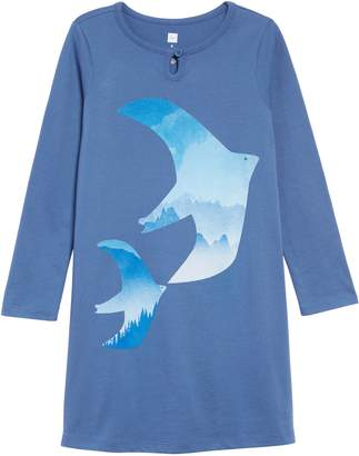Tea Collection Flock of Doves Dress