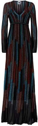 M Missoni Lurex Stripe Maxi Dress