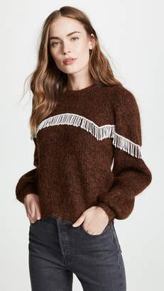 Ganni Heavy Soft Wool Knit