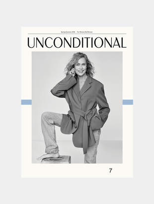 LIBRARY Unconditional Magazine Issue 7
