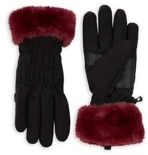 291d4c495fd6 Faux Fur Gloves - ShopStyle