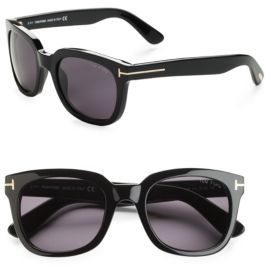 Tom Ford Campbell Square Sunglasses