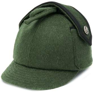 Miu Miu military band cap
