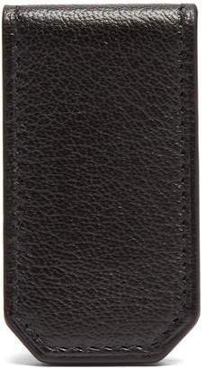 Dunhill Leather money clip
