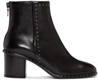 Rag & Bone Black Willow Stud Boot