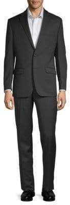 Lauren Ralph Lauren Regular-Fit Wool Pinstripe Suit