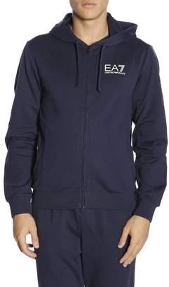 Ea7 Sweatshirt Sweater Men Ea7