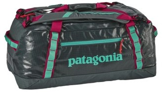 Patagonia Black Hole Water Repellent Duffel Bag - Green $129 thestylecure.com