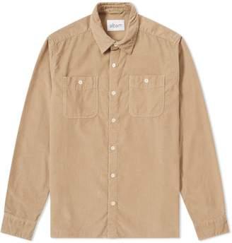 Albam Otto Corduroy Shirt