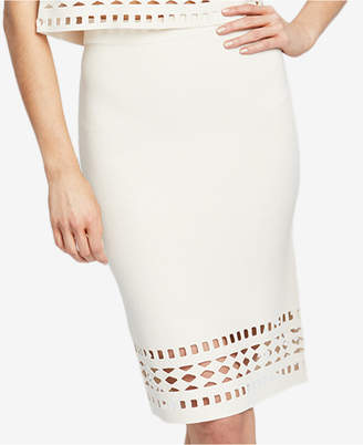 Rachel Roy Cutout Sweater Pencil Skirt, Created for Macy's