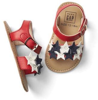Americana sandals $24.95 thestylecure.com