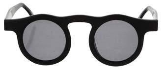 Illesteva Marlene Round Sunglasses