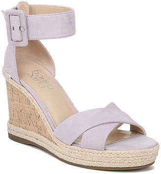 Franco Sarto Qunitana Wedge Sandals Women Shoes