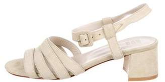Maryam Nassir Zadeh Palma Low Multistrap Sandals