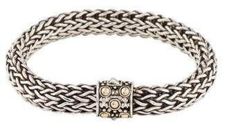 John Hardy Two-Tone Jaisalmer Dot Bracelet