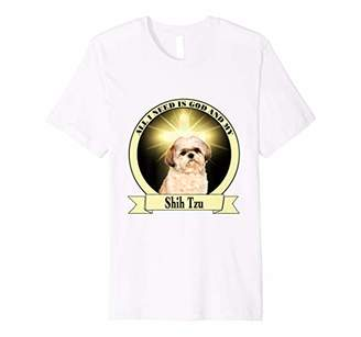 Shih God and my Tzu Shirt