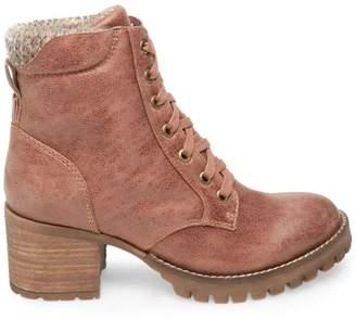 0b7d5010f Steve Madden Pink Women's Boots - ShopStyle