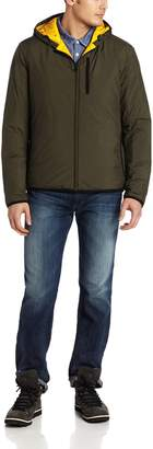 Victorinox Men's Rigton Hooded Jacket