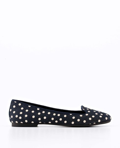 Ann Taylor Hadley Dot Loafers