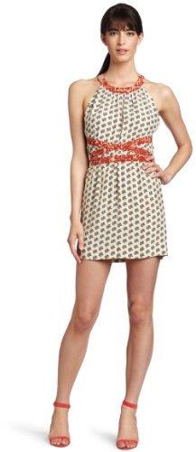 Sunner Women's Lincoln Wrap Mini Dress