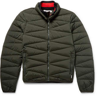 Orlebar Brown Newland Quilted Stretch-Nylon Down Jacket