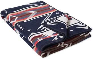 Tom & Hawk Hawk Navajo Blanket