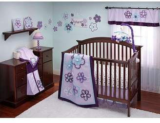 NoJo Harmony 9-Piece Crib Bedding Set Read by Crown Crafts
