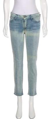 Koral Mid-Rise Skinny Jeans w/ Tags