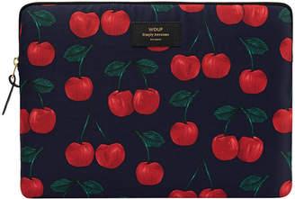 Wouf - Cherries Laptop Case