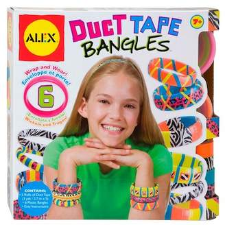Alex Duct Tape Bangles