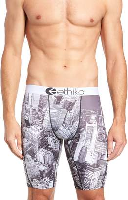 Ethika NY Times Stretch Boxer Briefs