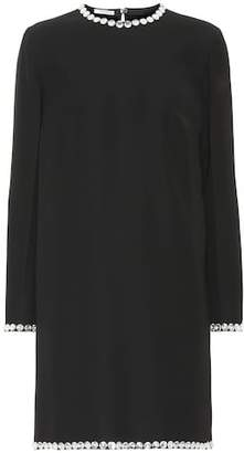 Miu Miu Long-sleeved dress