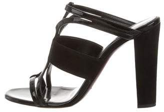 Oscar de la Renta Lonni Slide Sandals