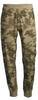 ATM Anthony Thomas Melillo Men's Cotton Camouflage Pants - Army Combo - Size Small
