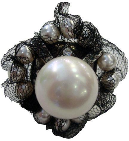Lanvin Pearl Ring