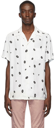 Wacko Maria White Hawaiian Shirt
