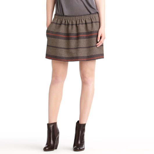 Rachel Roy The Striped Sarah Skirt