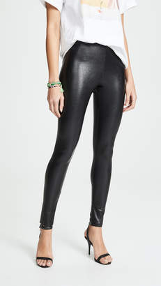 dac924c07d312 Commando Perfect Control Faux Leather Leggings