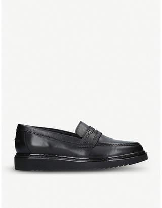 Kurt Geiger London Kala leather loafers