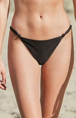 La Hearts Knot Side Hipster Bikini Bottom