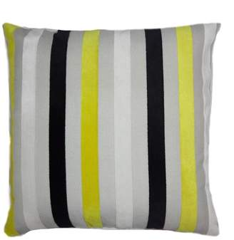 Dragon Optical 88 Bold Velvet Stripe Pillows
