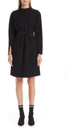 Emporio Armani Woven Dress