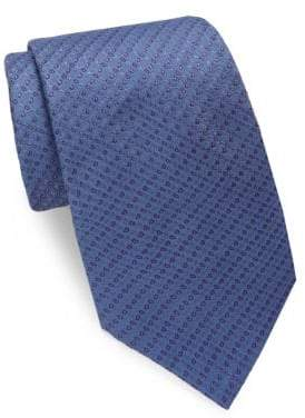 Brioni Detailed Paisley Silk Tie