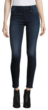 True Religion Runway Denim Leggings $149 thestylecure.com