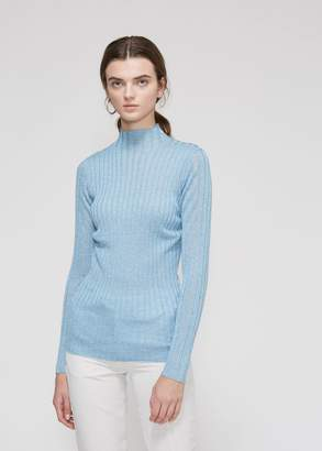 Nomia Wide Rib Turtleneck
