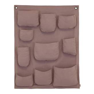 Numero 74 Wall Tidy Pouch - Vintage Pink