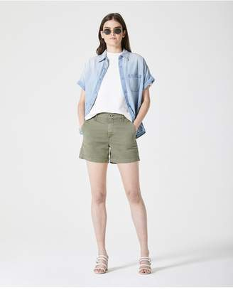 AG Jeans The Caden Short - Sulfur Harvest Olive