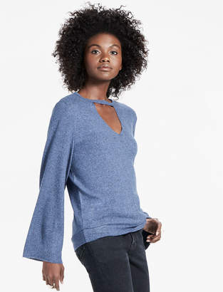 Lucky Brand CUT OUT PULLOVER