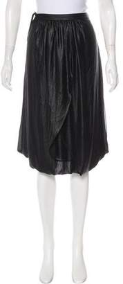 Hoss Intropia Embellished Knee-Length Skirt